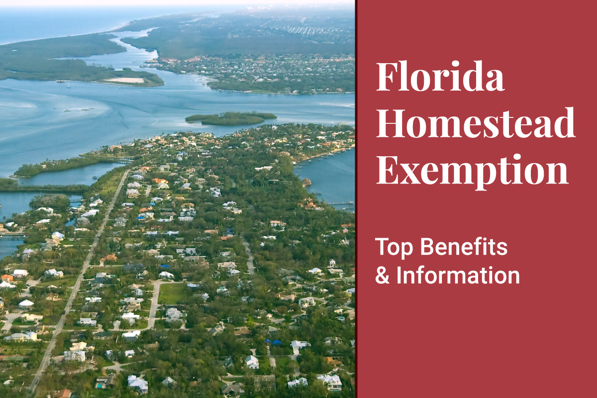 Florida Homestead Exemption Information