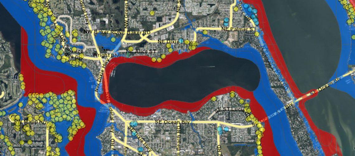 martin county flood zone